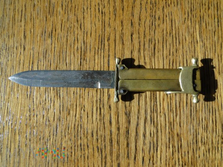 nóż składany-nie ss