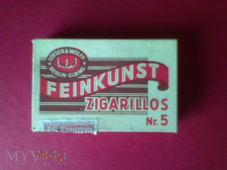 """ Feinkunst "" - zigarillos no.5"