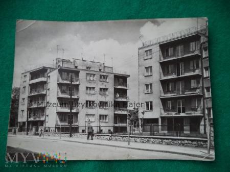 ZABRZE Fragment ulicy gen. Świerczewskiego
