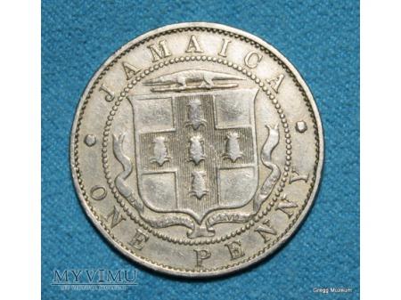 1 Penny - George V 1919 Jamaica
