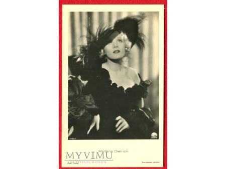 Marlene Dietrich Verlag ROSS 7789/1