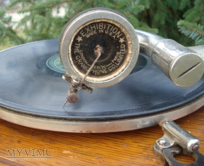 Gramophone Monarch Inermediate