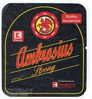 ambrasius strong