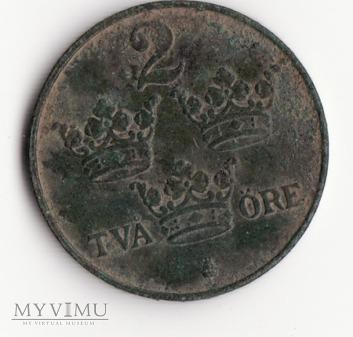 2 Ore 1914 r. Szwecja
