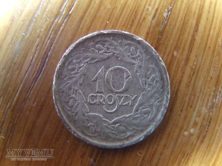 10 groszy 1923