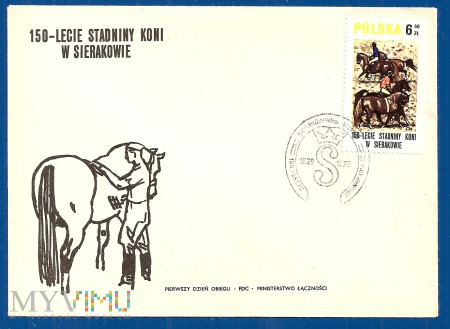 150-lecie stadniny koni w Sierakowie.1980.31.1.198