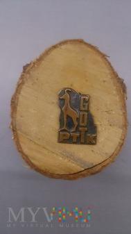 Odznaka Mała Brązowa GOT