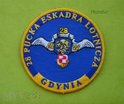 Oznaka 28. Puckiej Eskadry Lotniczej