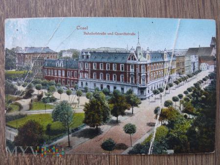Kartka pocztowa Cosel O/S Koźle