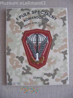 Duże zdjęcie Ryngraf 1 Pułku Specjalnego Komandosów.
