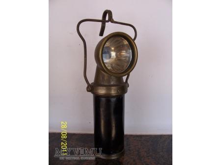 LAMPA GÓRNICZA ELEKTRYCZNA - TYP 607