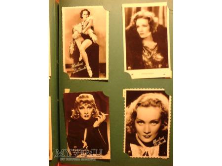 Album Strona Marlene Dietrich Greta Garbo 35