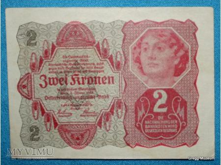 2 KORONY 1922