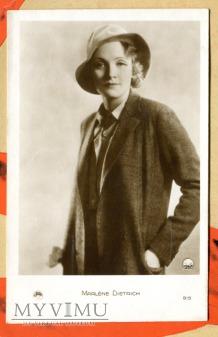 Marlene Dietrich EUROPE nr 915
