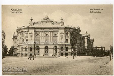 Warszawa - Politechnika - 1915