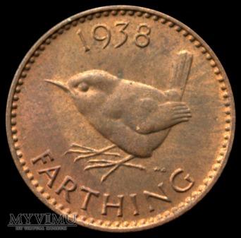 1 Farthing 1938