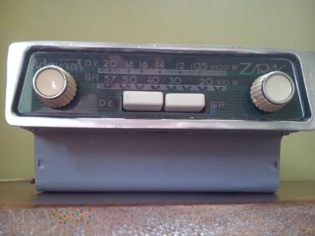 Radio Admirał ZRK samochodowy