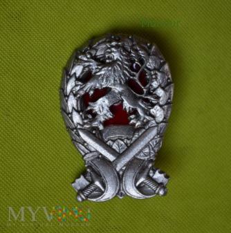 Vojensky odznak absolventa Univerzity obrany