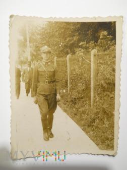 Zdjęcie Ułana z 1 Pułku Ułanów Krechowieckich
