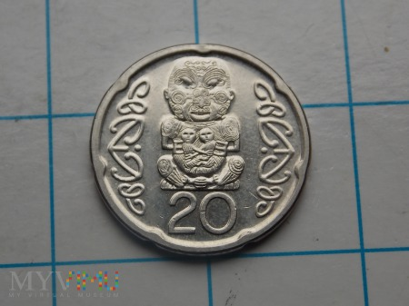 20 PENSÓW 2006 - NOWA ZELANDIA