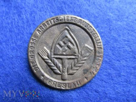Tagungsabzeichen-odznaka okolicznościowa DAF.