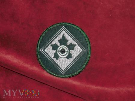 Emblemat OSPWL Orzysz