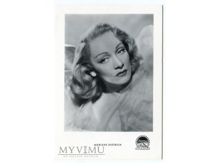 Marlene Dietrich fotografia photo MARLENA