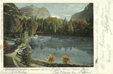 Szwajcaria - Blause -1904 r.