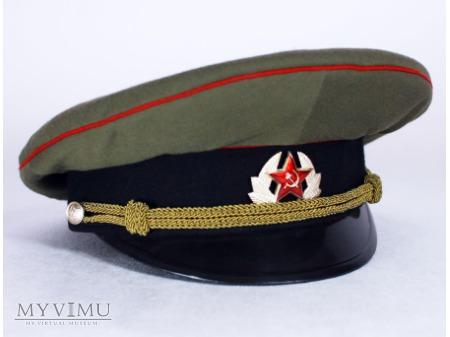Czapka kadeta wojsk ZSRR