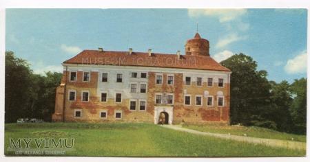 Uniejów - zamek - 1969
