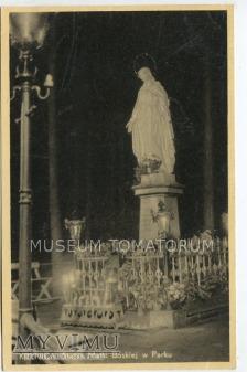 Krynica - Figura Matki Boskiej - lata 30
