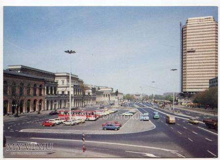 W-wa - Plac Bankowy - 1980