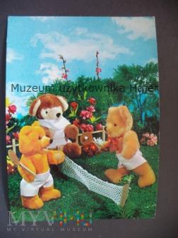 Kartka pocztowa bajka dobranocka Węgry