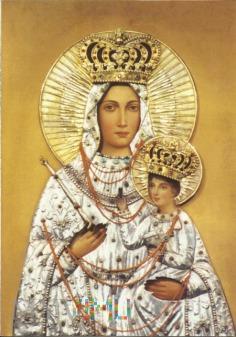 Polska - Matka Boża Różanostocka