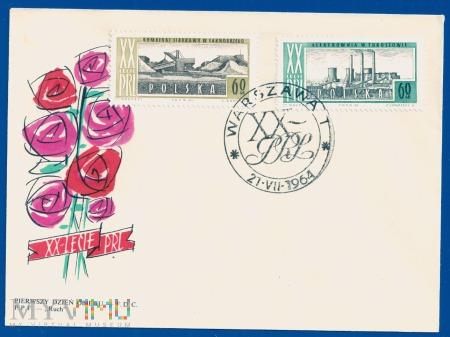XX-Lecie PRL.27.7.1964.1a