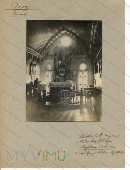Zamoście - dwór Jelskich - kaplica