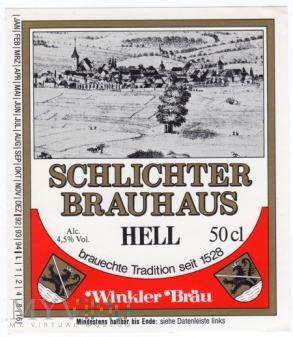 SCHLICHTER BRAUHAUS