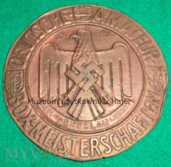 Deutsche Amateur Box-Meisterschaften 1941