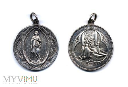 Duże zdjęcie Medalik - Stowarzyszenie Dzieci Maryi