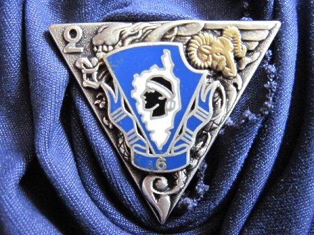 Odznaka 6CIE