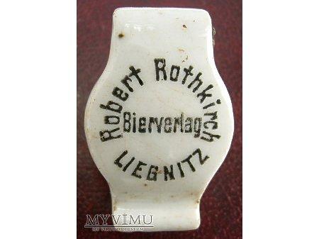 Robert Rothkirch Bier-Verlag Liegnitz