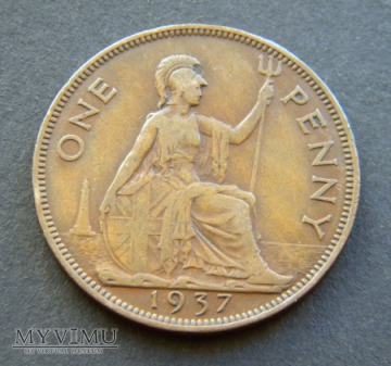 One Penny 1937