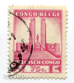 1941 Kongo Belgijskie Congo Belge znaczek