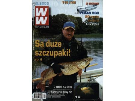 Wiadomości Wędkarskie 1-6/2005 (667-672)