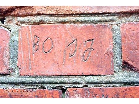 """Duże zdjęcie """"Stara Prochownia"""" - budynek A - inskrypcja #051"""