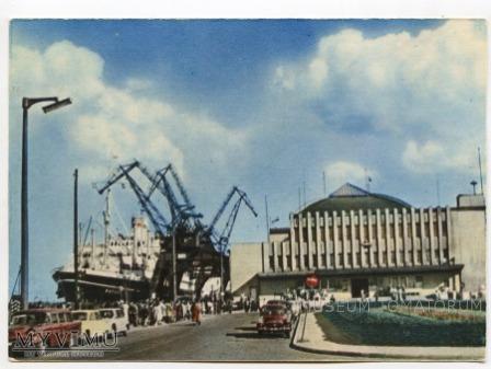 Gdynia - Dworzec Morski - 1962