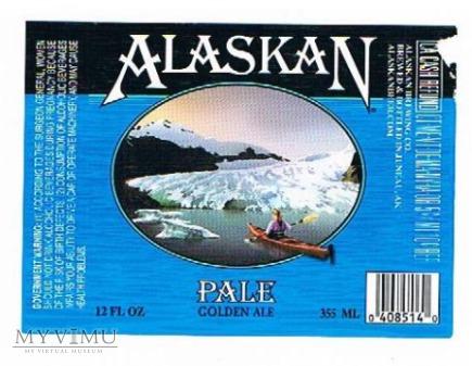 Alaskan -pale golden ale