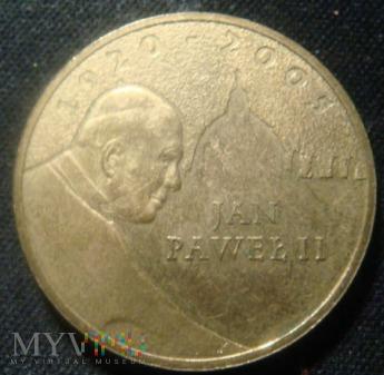 2 zł Papież Jan Paweł II