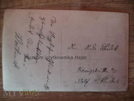 Kartka pocztowa dziecko chłopiec