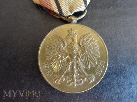 Medal Polska Swemu Obrońcy 1918-1921